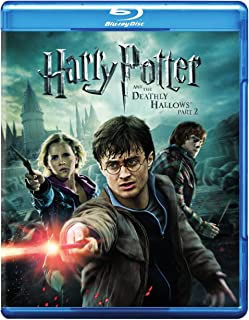 Harry Potter & Deathly Hallows: Part 2