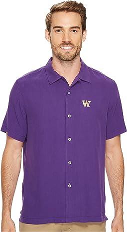 Tommy Bahama - Washington Huskies Collegiate Series Catalina Twill Shirt