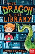 dragon in library