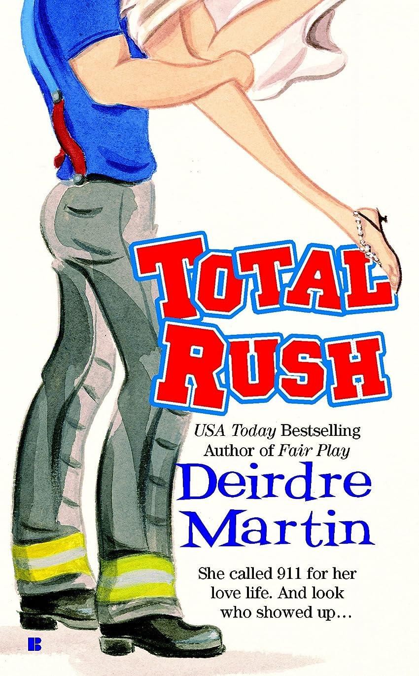 どう?椅子祭司Total Rush (New York Blades Book 3) (English Edition)