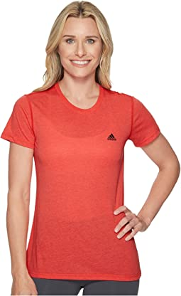 adidas - Ultimate Short Sleeve Tee