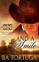 And a Smile: (A Gay Cowboy Romance) (Roughstock Book 2)