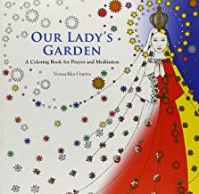 Our Lady's Garden a Coloring Book