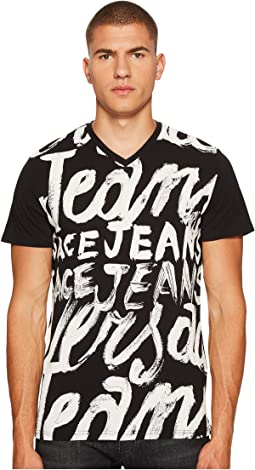 Versace Jeans Graphic Short Sleeve Tee