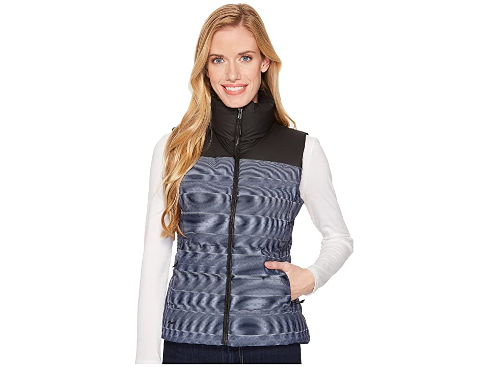 The North Face Nuptse Vest (Urban Navy Multi) Women