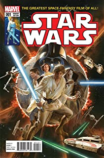 Star Wars #1 Alex Ross Variant Cover Edition 1-in-50