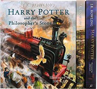 Harry Potter - The Illustrated Collection: Three magical classics