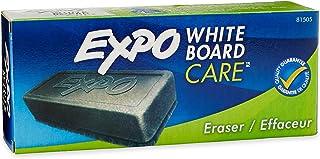 Expo 81505 Block Eraser Dry Erase Whiteboard Board Eraser, Soft Pile, 5 1/8 W x 1 1/4 H - Pack of 1