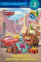 Mater's Birthday Surprise (Disney/Pixar Cars) (Step into Reading)