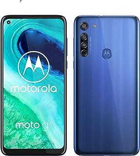 "Motorola Moto G8 (6,4"" HD+ Zero-Notch Display, Qualcomm Snapdragon SD665, 16MP Main Camera, 2MP Macro Camera, 4000 mAH Bat..."