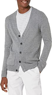 Amazon Brand - Goodthreads Men's Supersoft Marled Cardigan Sweater