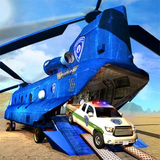 OffRoad Police USA Truck Transport Simulator 18