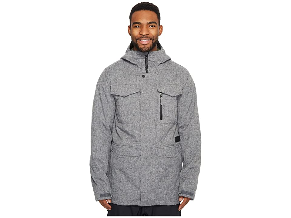 Burton Covert Jacket (Bog Heather) Men
