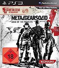 Metal Gear Solid 4 - Guns of the Patriots (25th Anniversary Edition) [Importación alemana]