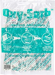 Oxy-Sorb 20-Pack Oxygen Absorber, 2000cc