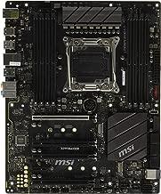 MSI Pro Series Intel X299 LGA 2066 DDR4 USB 3.1 SLI ATX Motherboard (X299 Raider)