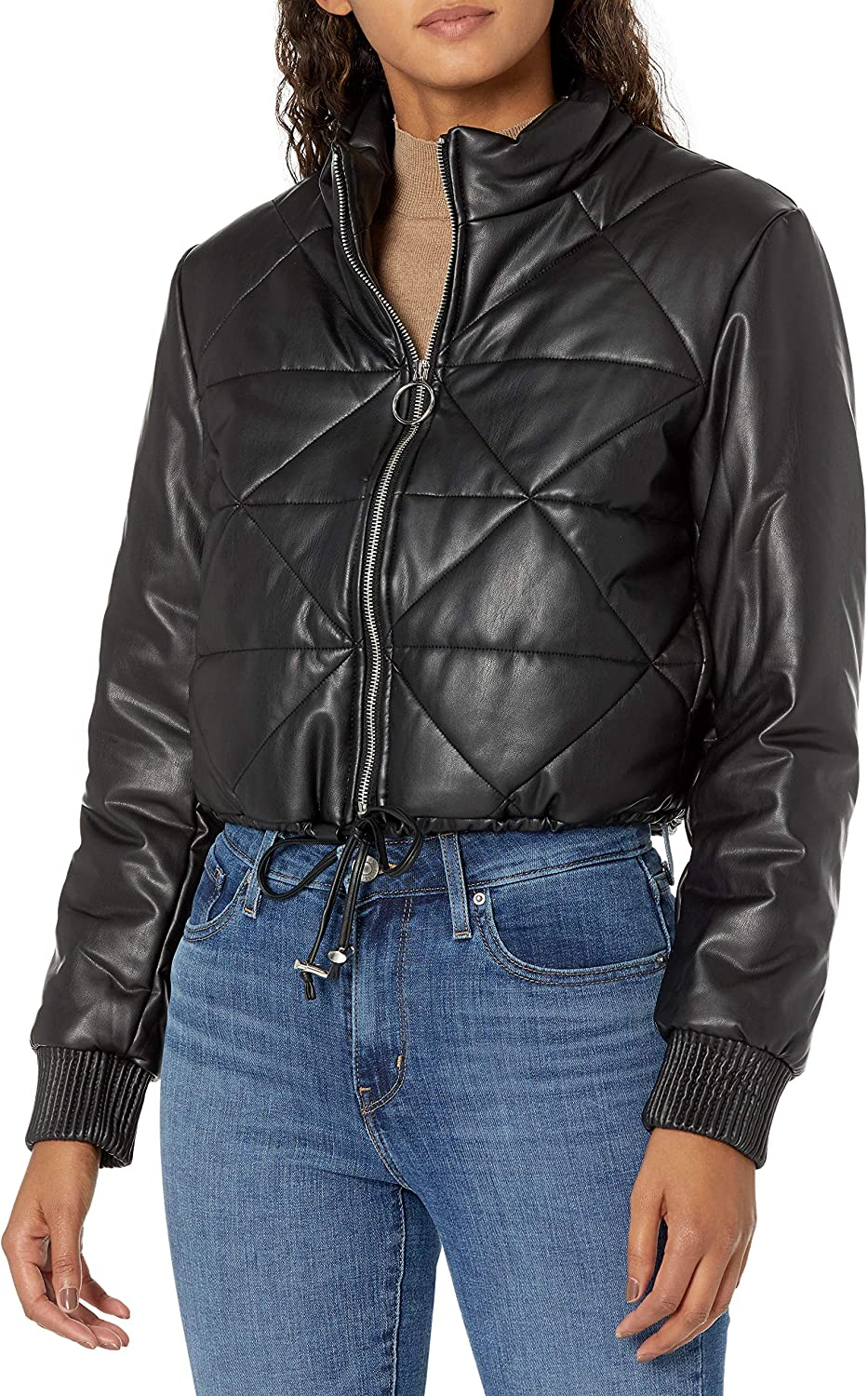 BLANKNYC womens 70% OFF Outlet Bomber cheap