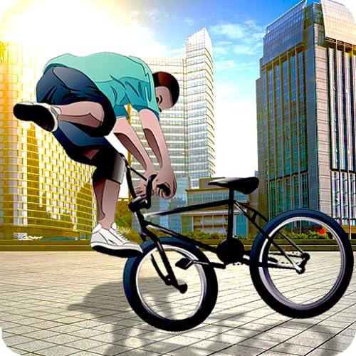 BMX City Bike Stunt