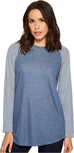 Pendleton Shoulder Stripe Tee