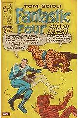 Fantastic Four: Grand Design (2019) #2 (of 2) (English Edition) eBook Kindle