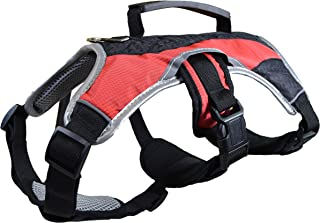 Downtown Pet Supply Dog Walking Lifting Carry Harness, Support Mesh Padded Vest, Accessory, Collar, Lightweight, No More P...