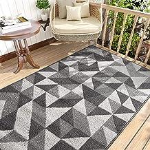 "Indoor Doormat, Non Slip Absorbent Resist Dirt Entrance Rug, 32""x48"" Large Size Machine Washable Low-Profile Inside Floor ..."