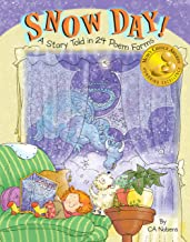 Snow Day!: A Story Told in 24 Poem Forms