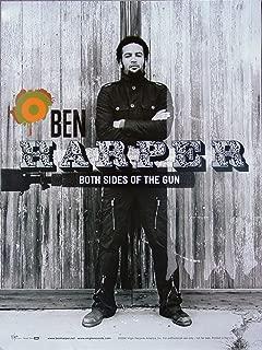 Ben Harper - Both Sides Of the Gun - Poster - New - Rare - The Innocent Criminals - Juan Nelson - Dean Butterworth - David Leach