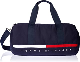 Tommy Hilfiger Gino Flag Canvas Duffle Bag