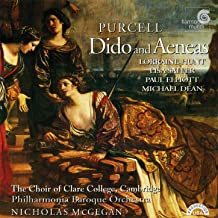Purcell: Dido and Aeneas: Act I: Fear no danger to ensue