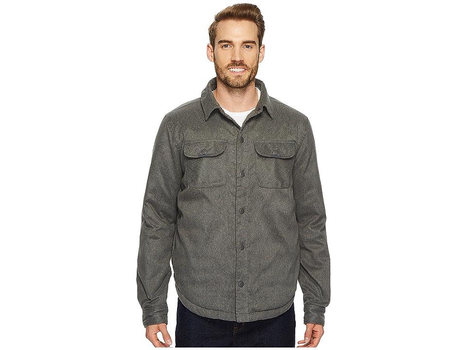 Prana Showdown Jacket (Charcoal) Men