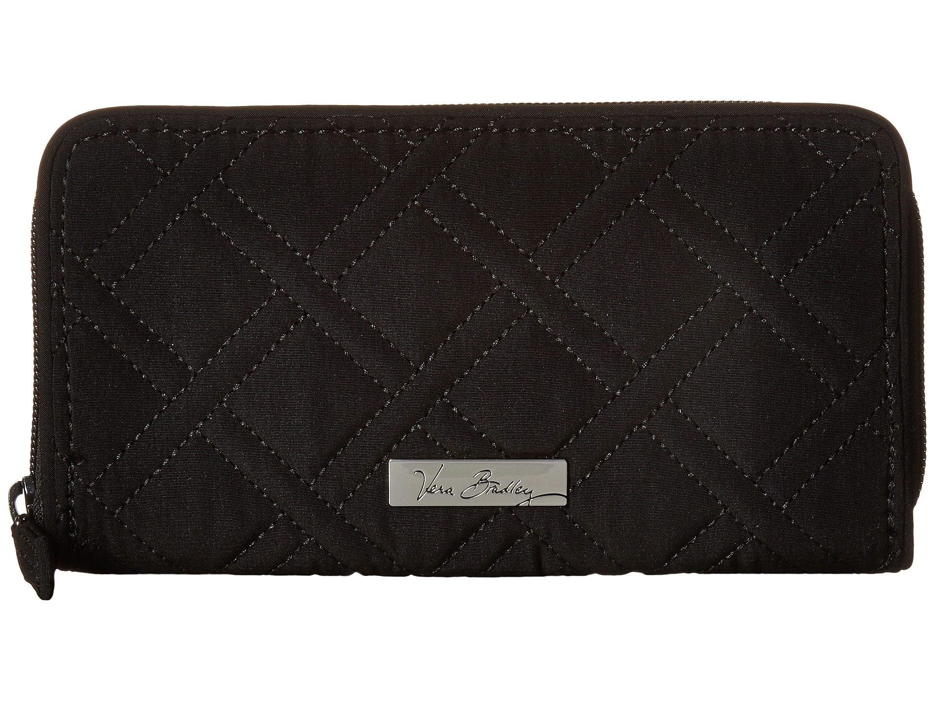 Bradley Wallet Black Rfid Classic Vera Georgia xBg8wfdZn