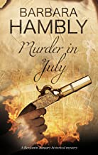 Murder in July: Historical mystery set in New Orleans (A Benjamin January Mystery Book 15)