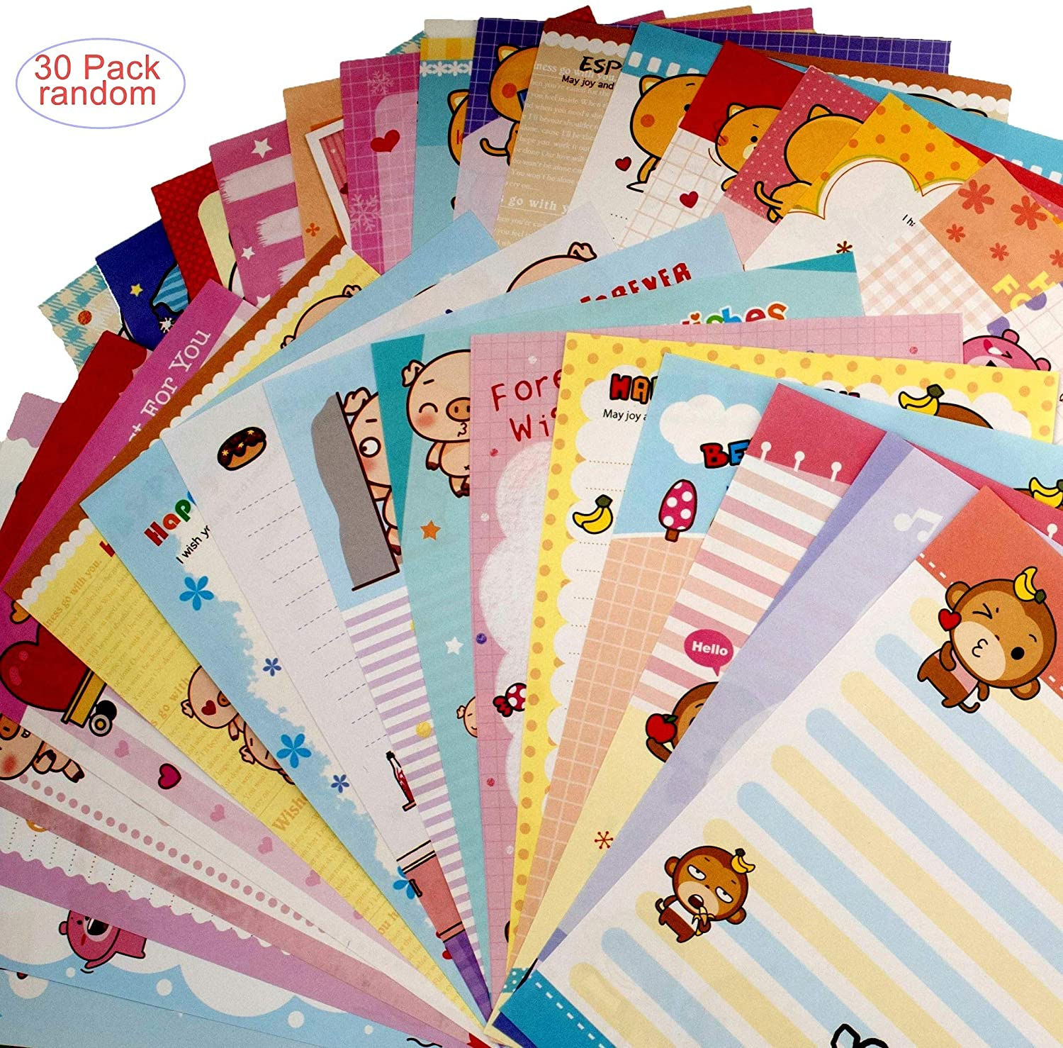 Business Paper Products Creammuffin Stationary 8.2 x 5.63 Inches ...