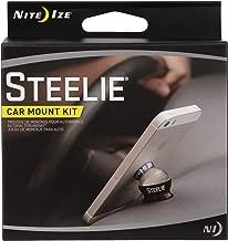Nite Ize Original Steelie Dash Mount Kit - Magnetic Car Dash Mount for Smartphones (Packaging may vary)