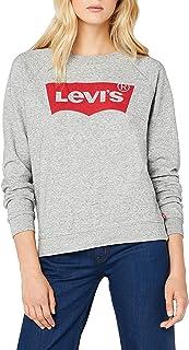 comprar comparacion Levi's Relaxed Graphic Crew Sudadera para Mujer