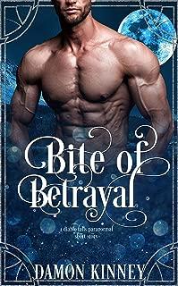 Bite of Betrayal (A Diablo Falls Paranormal Short Story)