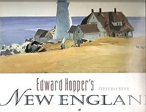 Edward Hopper's New England -- 1999 Calendar