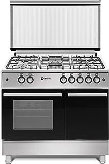 Cocina SolThermic F9LT50G2-I INOX PORTABOMBONA de color INOX