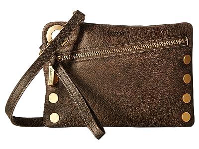 Hammitt Nash Small (Pewter/Brushed Gold) Handbags
