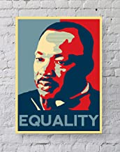 Martin Luther King Jr. Poster Standard Size | 18-Inches by 24-Inches |Martin Luther King Jr. Posters Wall Poster Print