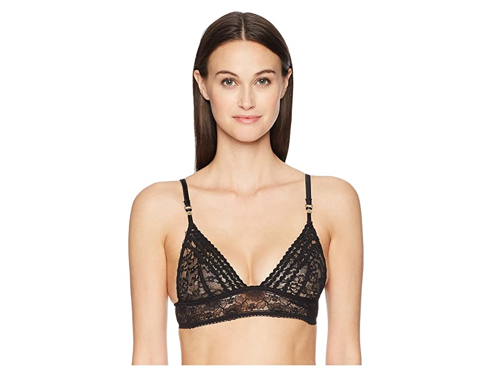 Stella McCartney Lottie Lusting Soft Cup Bra S21-335 (Black) Women
