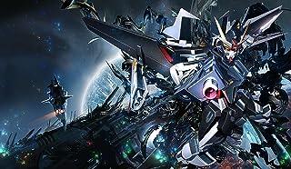Gundam Wing Deathscythe PLAYMAT CUSTOM PLAY MAT ANIME PLAYMAT # 198