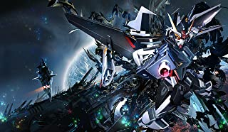 Gundam Wing Deathscythe PLAYMAT CUSTOM PLAY MAT ANIME PLAYMAT #198 by MT by MT