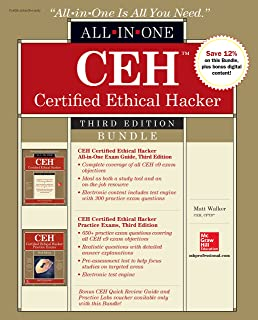 CEH Certified Ethical Hacker Bundle, Third Edition (All-In-One)