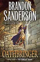 Cover image of Oathbringer by Brandon Sanderson