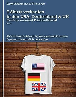 T-Shirts verkaufen in den USA, Deutschland & UK - Me