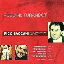 Turandot: Act II,