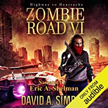 Highway to Heartache: Zombie Road, Book 6
