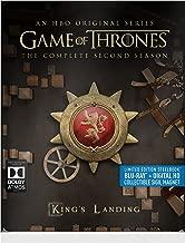 Game of Thrones: S2 (StlBk/BD+DC)